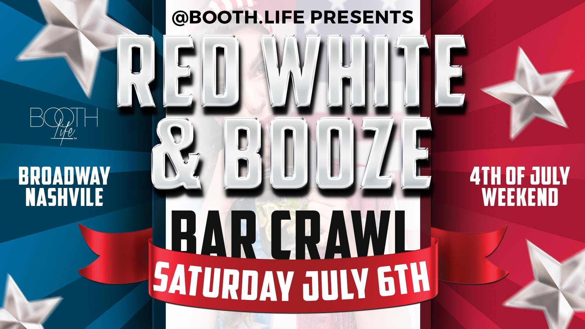 Fourth of July Bar Crawl