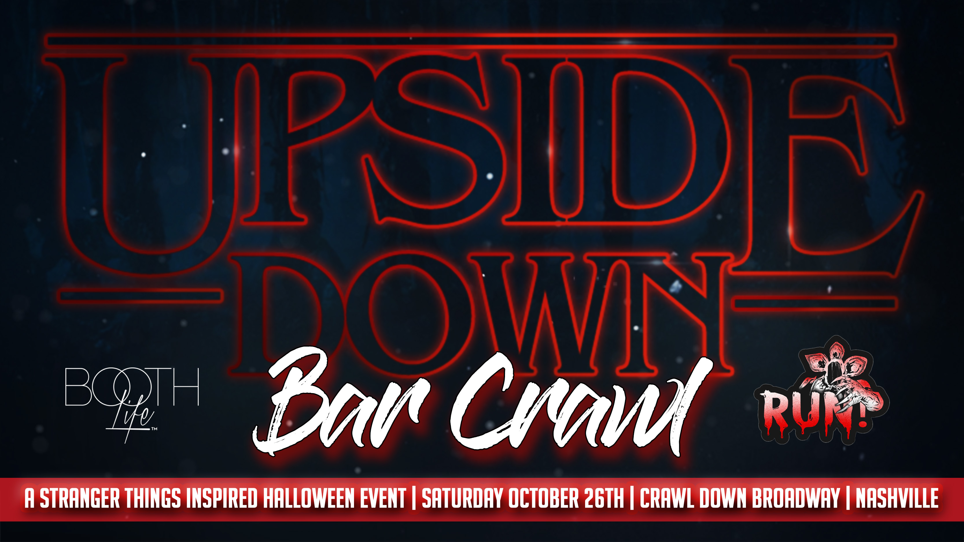 Nashville Halloween Bar Crawl