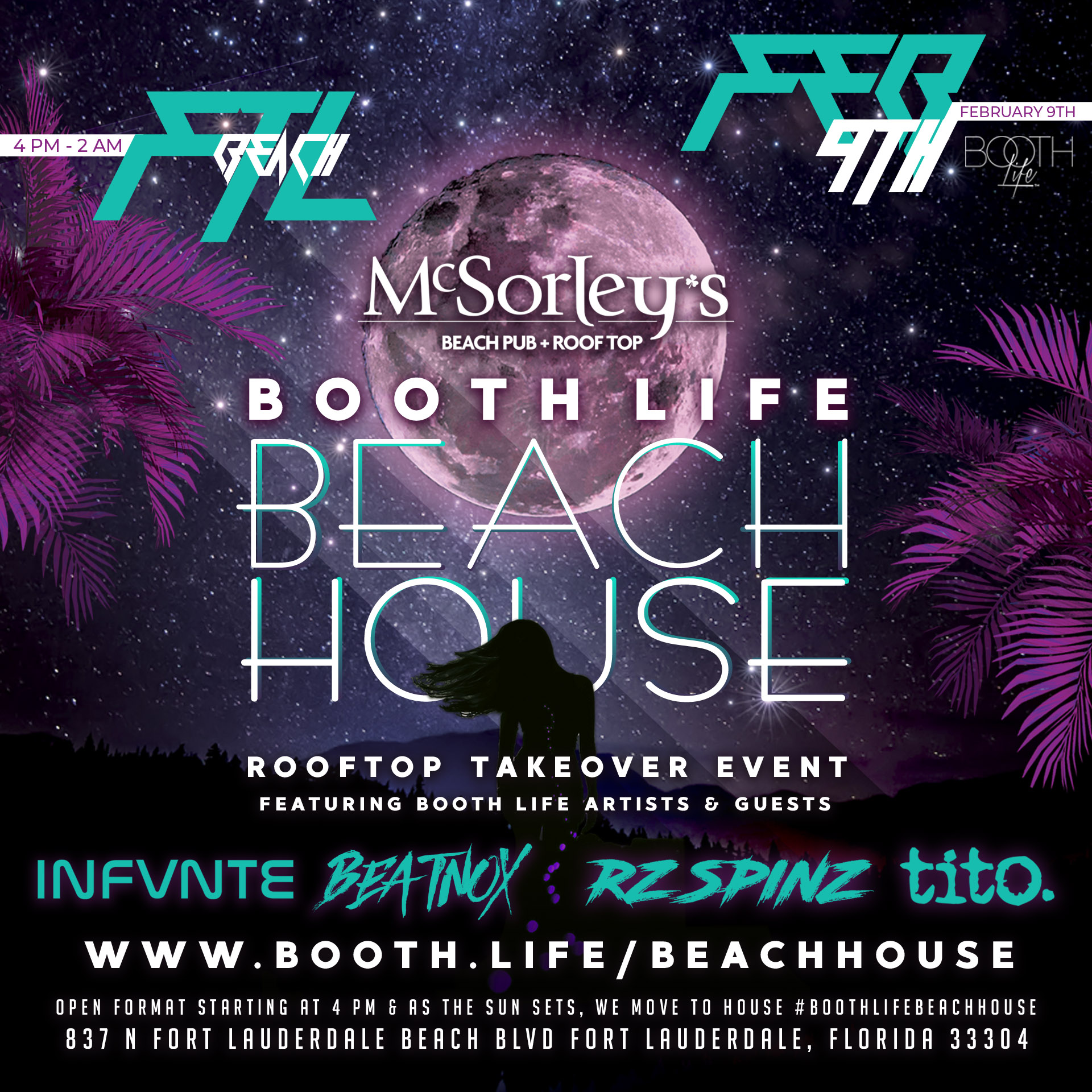 Booth Life Beach House